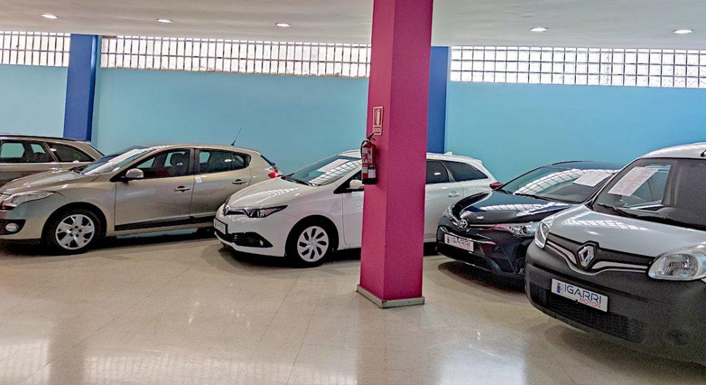 Concesionario Ocasión Igarri Motor Bilbao